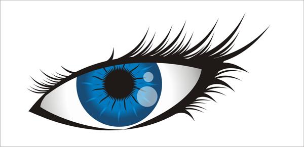 18Creating Vector Mata dengan CorelDraw