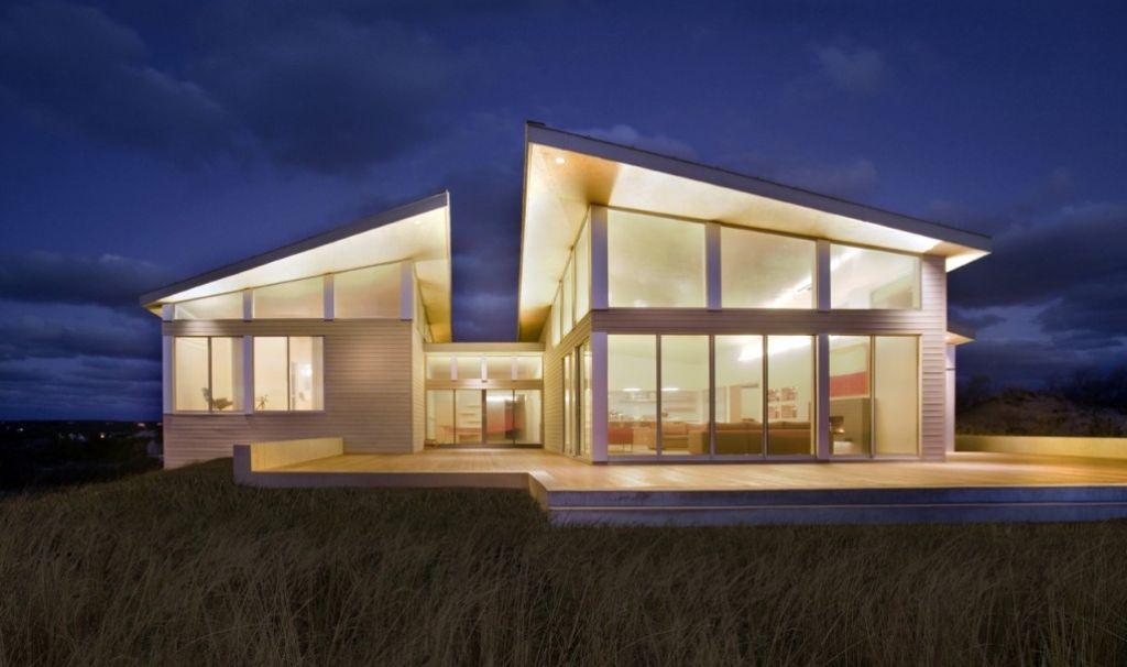 Modular beach house designs - House interior